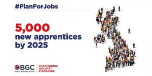 UK – BGC pledges to create 5,000 apprenticeships